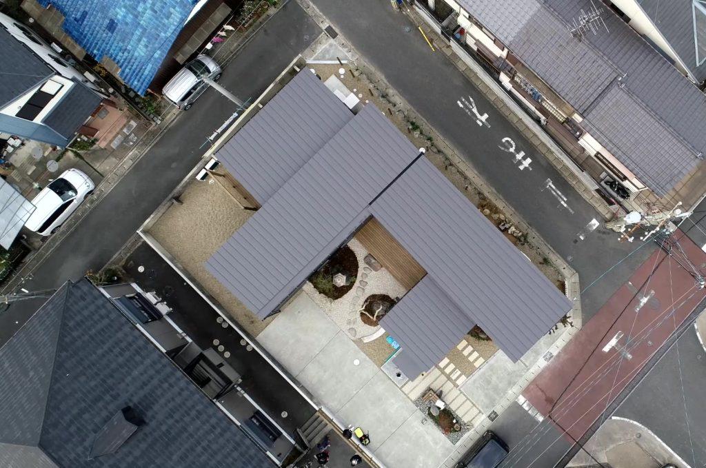 Kihaco-L上空